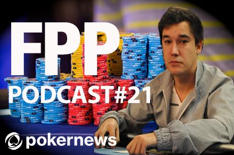 """FPP Podcast #21 - Futebol, Poker e Política com Eduardo """"Didi Terrível"""" Pinto"""
