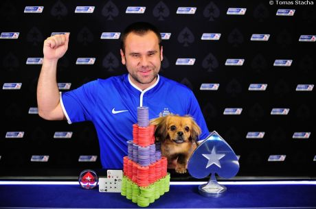 Balazs Botond wygrywa Eureka Poker Tour w Pradze i 206 948 €