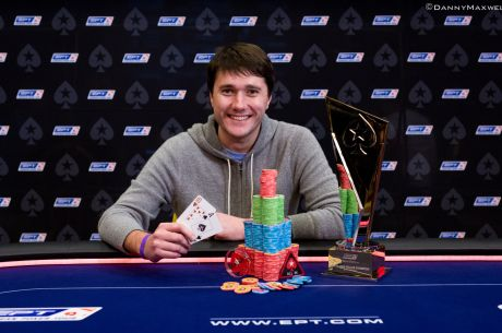 Leonid Markin Wins EPT Prague €50K Super High Roller; Paul Newey Second