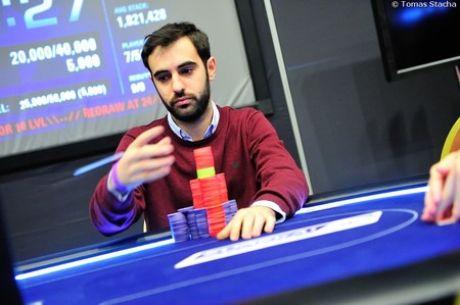 Eureka Poker Tour de Praga: Lucas Blanco cae 7.º y Balazs Botond se lleva la victoria