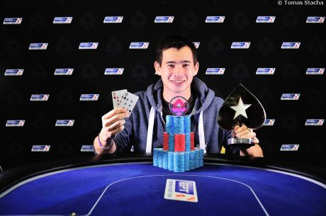 Louis Salter Takes Down Eureka Prague High Roller