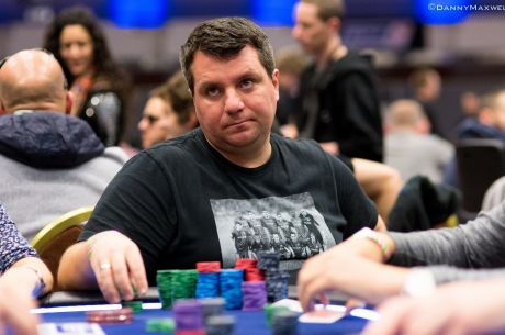 PokerStars EPT Prague Main Event Day 1b: Andrey Zaichenko Leads Record-Breaking Field