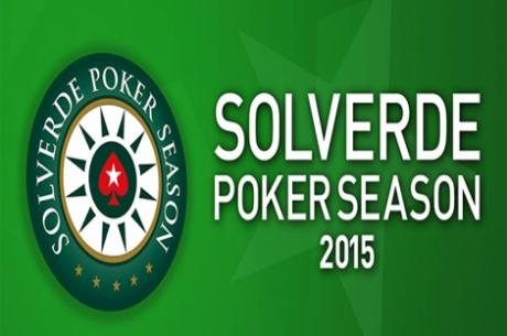 Apresentado Calendário Solverde Poker Season 2015