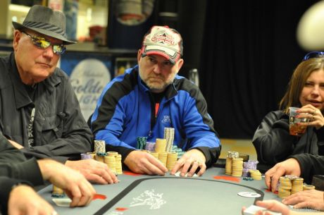 2014 MSPT Canterbury Day 1a: Colson Leads Advancing 45 Players, Pupillo Bags in Second