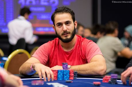 PokerStars EPT Prague Main Event Day 2: Brian Altman Leads Remaining 200 Players