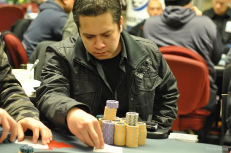 2014 MSPT Canterbury Day 1b: Derek Crooks Bags Lead as Field Swells to 432 Entries