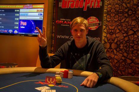 Pärnu Poker Weekendil püstitati uued osalejate arvu rekordid