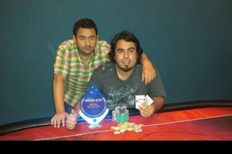 Oscar Alache gana una nueva final