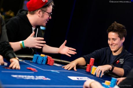 PokerStars EPT Prague Main Event Day 4: Vanessa Selbst Among Leaders with 22 Left