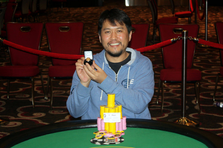 Sean Yu Wins WSOP Circuit Harrah's Southern California Main Event for $101,881