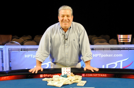 Mike Puccio Wins Heartland Poker Tour Ameristar Casino Hotel East Chicago for $164,249