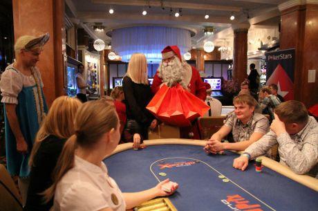 Eesti pokkerimängijad peavad reedel jõulupidu