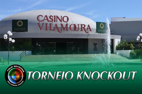 Casino Vilamoura Realiza Torneio Knockout €220 (Amanhã às 20:00)