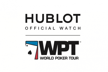 Hublot Becomes Official Watch of WPT and Title Sponsor of Player of the Year Race
