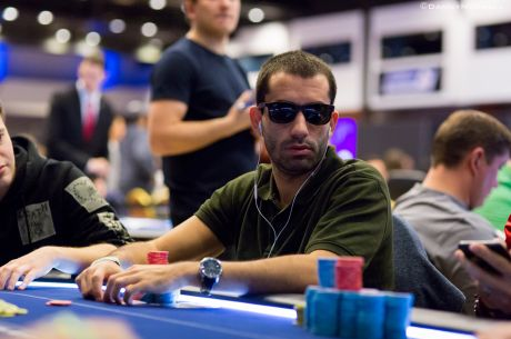 "João ""Naza114"" Vieira 7º Classificado High Roller €10,300 EPT Praga (€103,870)"