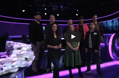 VIDEO: PokerStars Shark Cage telesaate esimese hooaja esimene finaalosa
