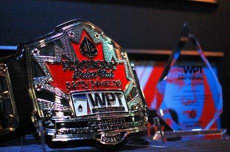 Top 10 Stories of 2014: #10, WPT Canadian Spring Championship