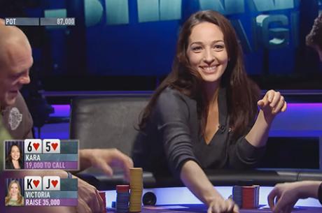 Shark Cage: A Final Table, $1,000,000 em Jogo  (Parte 1)