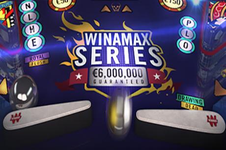 Winamax Series 11 & Bónus Reload: 4 a 15 de Janeiro na Winamax Poker