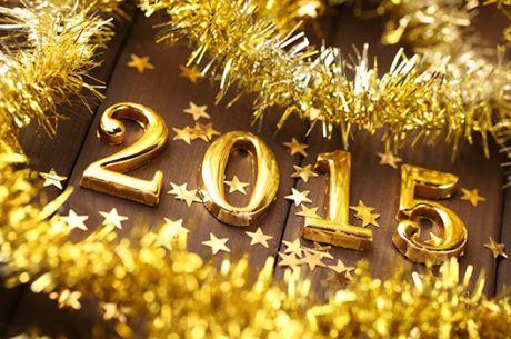 PokerNews vi augura un Felice Anno Nuovo!