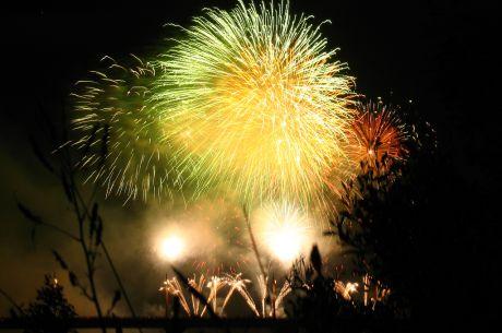 Gran Bienvenida a 2015 en las mesas online