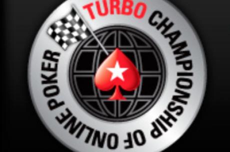 ¡ El Turbo Championship of Online Poker a punto de dar inicio!