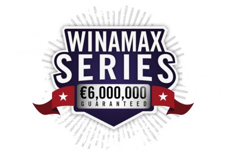 """Winamax kambaryje startuoja """"Winamax Series XI"""" - garantuota 6,000,000 eurų!"""