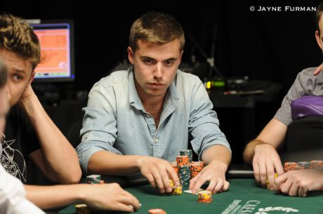 Oliver Price Wins 2014 United Kingdom GPI Player of the Year