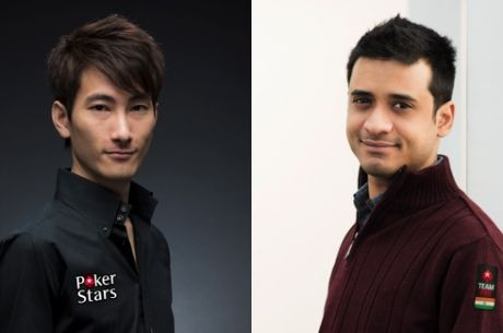 Kosei Ichinose and Aditya Agarwal Become First PokerStars Team Pros from Japan and India