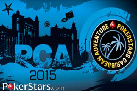 AO VIVO: Dia 2 Super High Roller PCA 2015