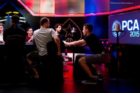 Nuotykiai PCA: Mike McDonaldas užsidirbo $10,000 už atliktus 300 pritūpimų turnyro metu