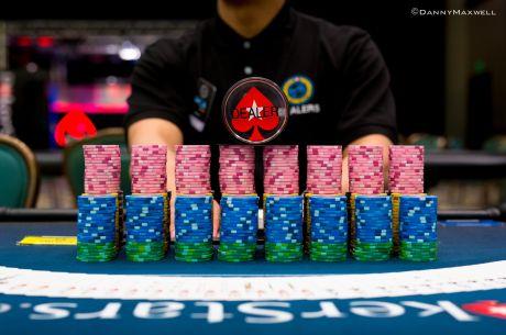 Nézd élőben a PCA $100.000-os Super High Roller tornáját