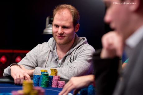 2015 PCA $100,000 Super High Roller Day 1: Sam Greenwood Leads Record-Setting Field
