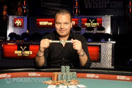 Jan-Peter Jachtmann's 2012 WSOP Bracelet Stolen During Home Robbery