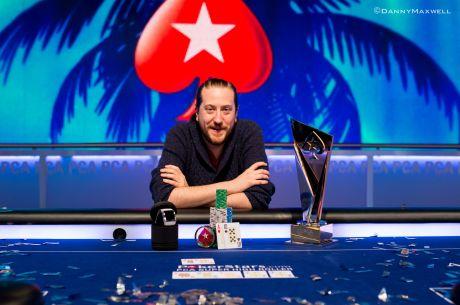 Steve O'Dwyer nyerte a PCA Super High Roller versenyét, $1,8 milliót kaszált