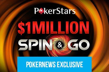 PokerNews фрийрол с 200х$5 Spin&Go билета на 14 януари от 21:00ч
