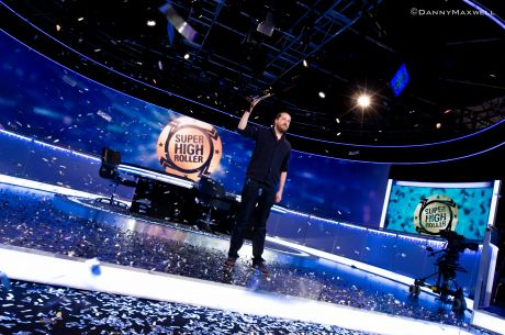 2015 PCA Day 3: O'Dwyer Captures Super High Roller Title; Main Event Kicks Off