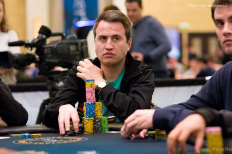 2015 PCA Main Event Day 1b: Dietrich Fast in Führung