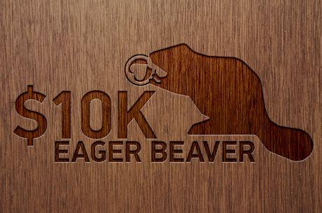 $10,000 Eager Beaver Sit&Go състезание от 9 до 18 януари в PKR