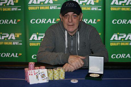 Scott Gray Wins Coral Irish Amateur Poker Championship