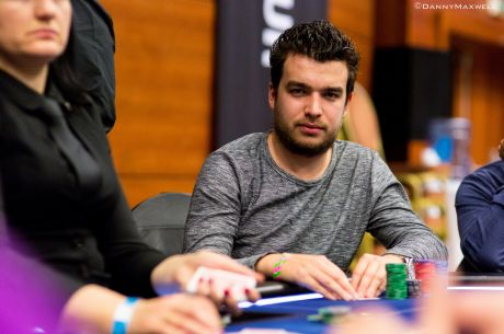 Chris Moorman Closes In On UK Number One Spot