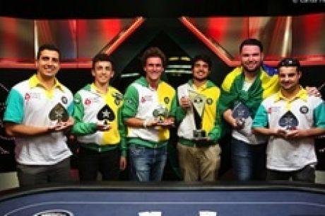 Brasil se corona campeón del Americas Cup of Poker