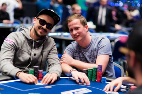 UK & Ireland PokerNews Round-Up: Kamel Continues To Climb