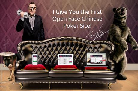 Não Perca! São €30,000 em Jogo no TonyBet Poker