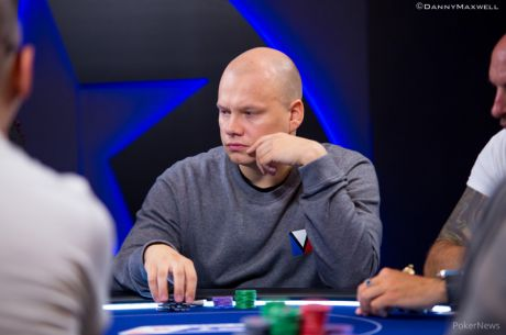 The Online Railbird Report: Kostritsyn and Sahamies Finish as Week's Biggest Winners