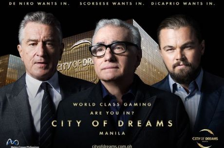 "DeNiro, DiCaprio, and Scorcese Star in Macau Promotional Piece ""The Audition"""