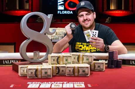 Noah Schwartz Vence WPT Alpha 8 em Formato Winner Take it All ($585,000)