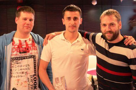 Viis eestlast jõudsid Tallinna MPN Poker Tour põhiturniiri finaallauda!