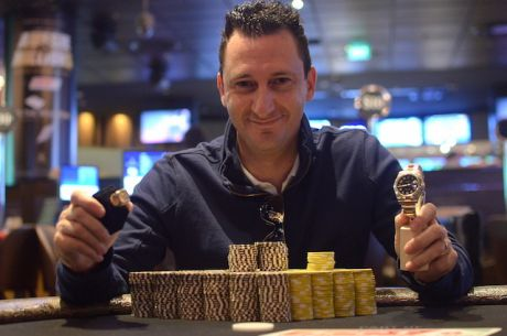 Vic Spadavecchia Wins 2015 Aussie Millions Opening Event for AU$215,000