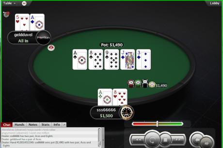 """Milijoną Spin & Go laimėjęs """"sss66666"""": """"Dalį pinigų paaukosiu sergantiems..."""